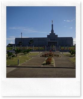Fiji - Temple