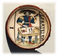El Mago, cuenco de cerámica