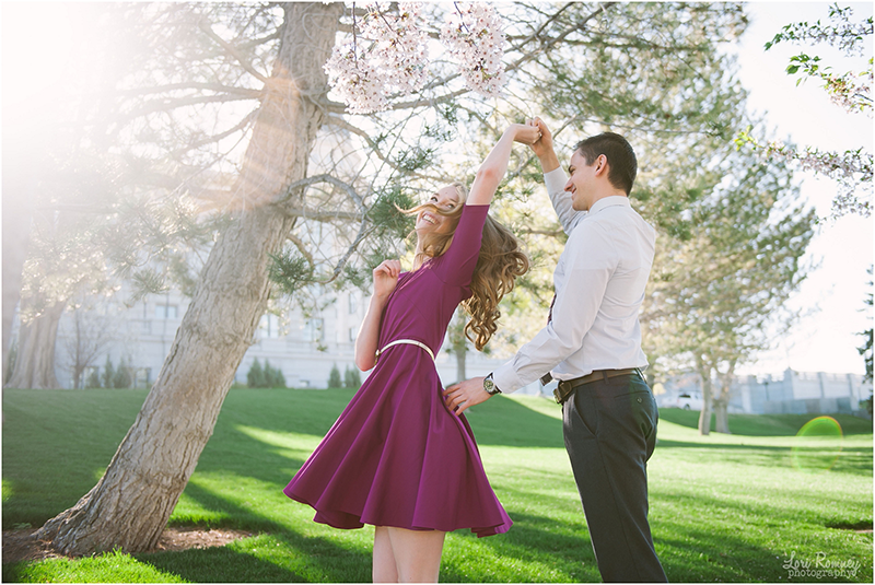 Engagements at the SLC Capitol