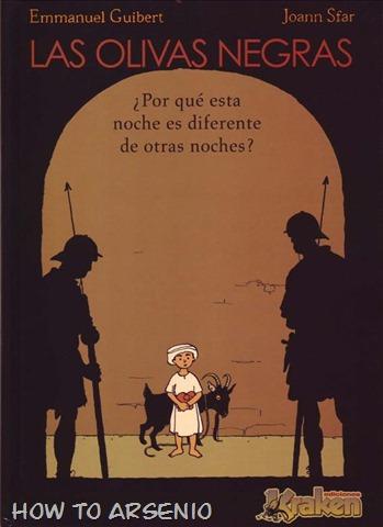 P00001 - Las Olivas Negras -T01