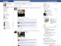 Фейсбук през 2010