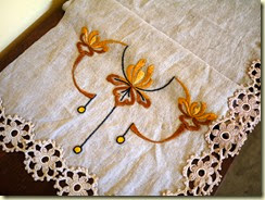 mission style embroidery