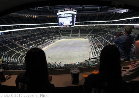 'Two Girls watching the empty rink' photo (c) 2010, daveynin - license: http://creativecommons.org/licenses/by/2.0/