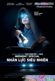 Nhãn Lực Siêu Nhiên - Midnight Special