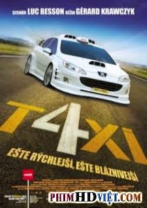 Quái Xế Taxi Phần 4