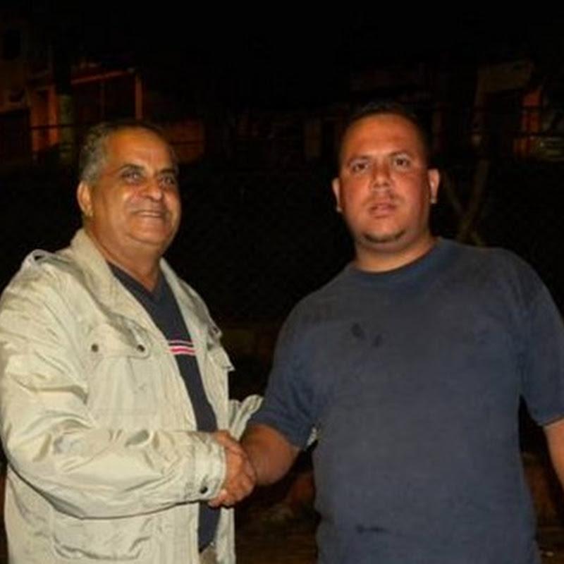 Toninho Serapião e Walter do PHS