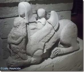 Esfinge de Elche - Museo arqueológico y de Historia de Elche