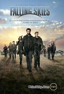 Aliens Tấn Công Trái Đất - Falling Skies Season 1