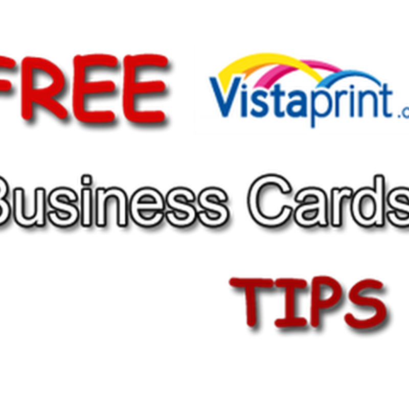 Vistaprint Business Cards – Reviews, Tips, ACEO and Free Item Trick