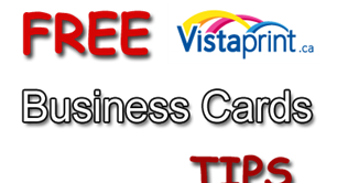 Vistaprint Business Cards – Reviews Tips ACEO and Free
