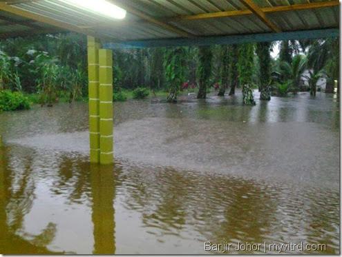 Banjir JOhor 1