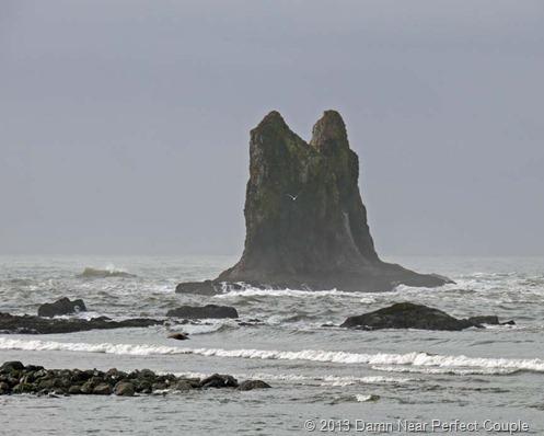 La Push Sea Stack