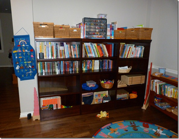 Homeschool - Playroom 5