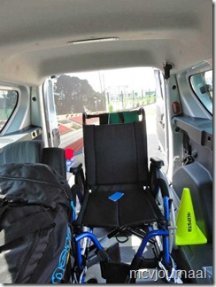 Dacia Dokker rolstoelvervoer 03