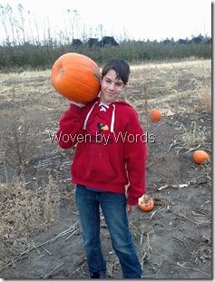 Buddy Pumpkin