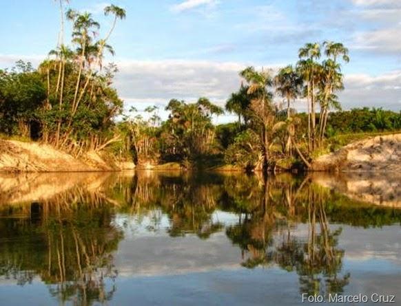 Igarapé Au-Au. Alto Alegre, Roraima