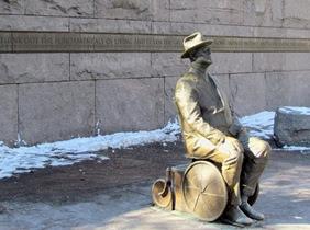 1401143 Jan 30 Roosevelt Memorial