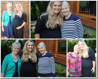 babyshower collage 2