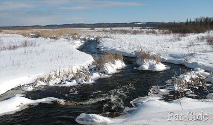 Shell River  Feb 03 2011