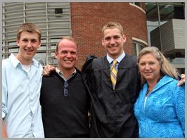 Aaron Grad Family