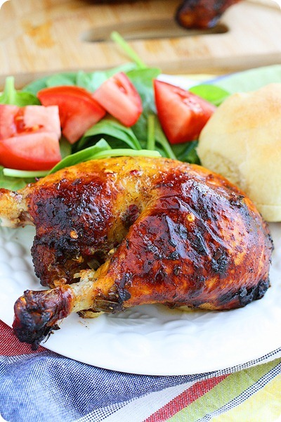 Jamaican Jerk Roasted Chicken