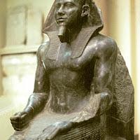 17.- Faraón Kefrén