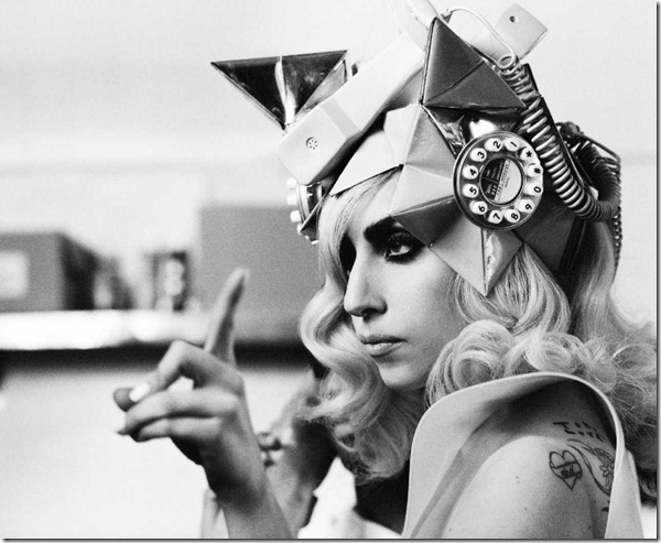 Telephone Gaga
