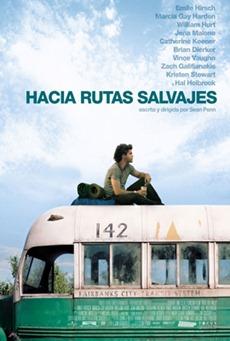 Poster Hacia rutas salvajes