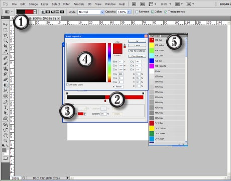 how to change to cymk in photoshop pdf