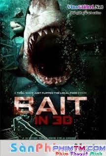 Cá Mập Xâm Nhập - Bait Tập HD 1080p Full