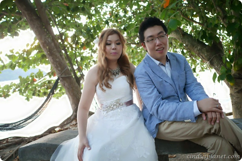 prewedding pangkor
