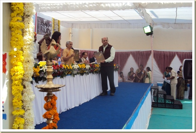 Book release by H E the Governor of Gujarat