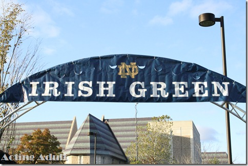 Notre Dame vs USC Weekend in South Bend (2)