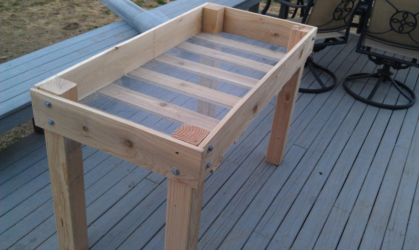 Rhody Life Diy Raised Bed Planter