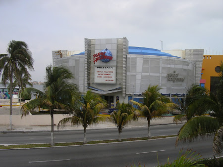 Vacanta Mexic: Planet Hollywood Cancun