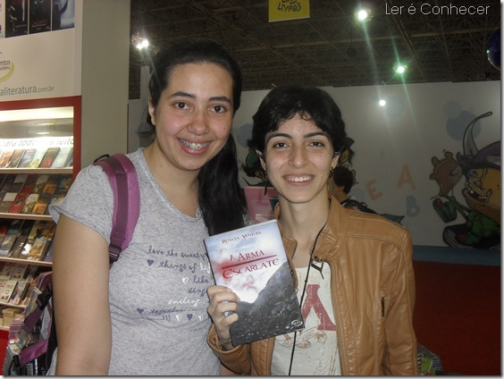 Eu e Renata Ventura