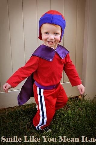 Baby Magneto Costume
