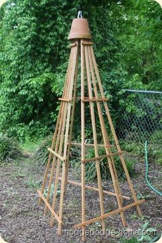 trellis pyramid