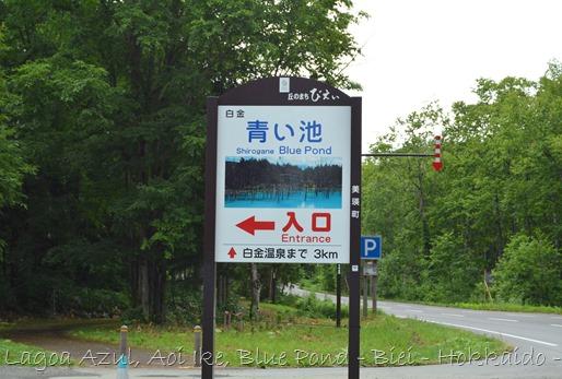 Lagoa Azul - Biei - Hokkaido - Glória Ishizaka - 1