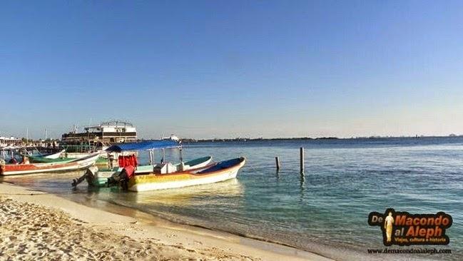 Visita Isla Mujeres 14