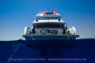 Red Sea Workshop - MV Whirlwind & Team