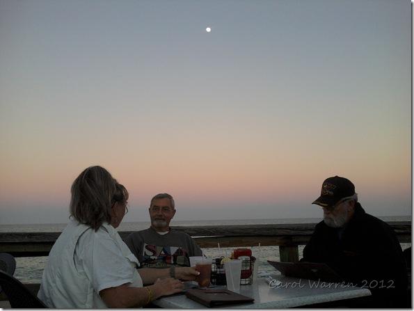 dinner at waldo