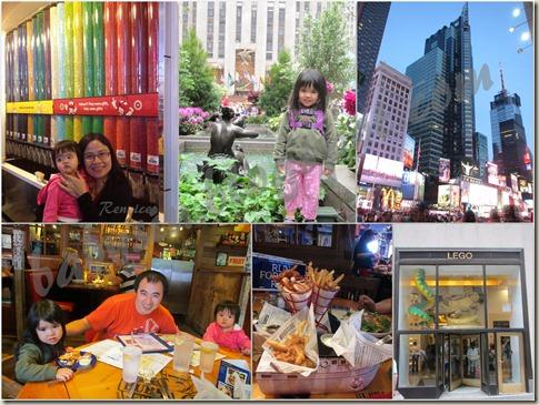 US trip 20125
