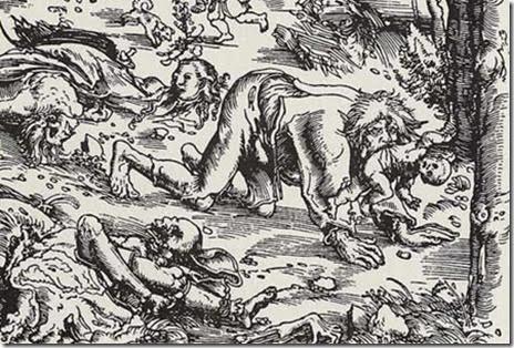 werewolf-attack