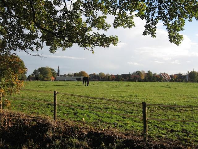 Blik op Lattrop - www.LandgoedDeKniep.nl