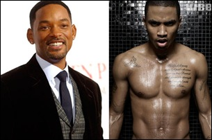 Will Smith e Trey Songz