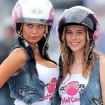 Jogo do discovery com corrida de moto