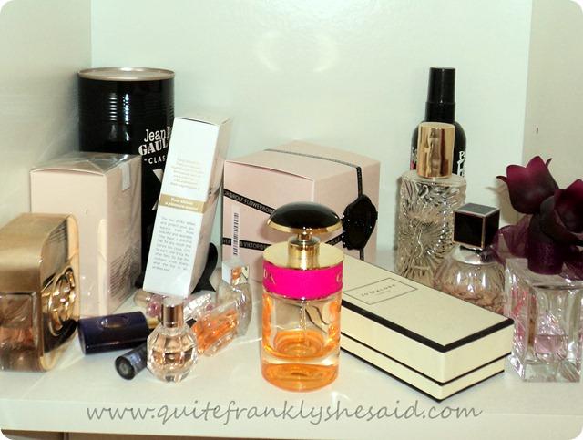spending ban perfumes