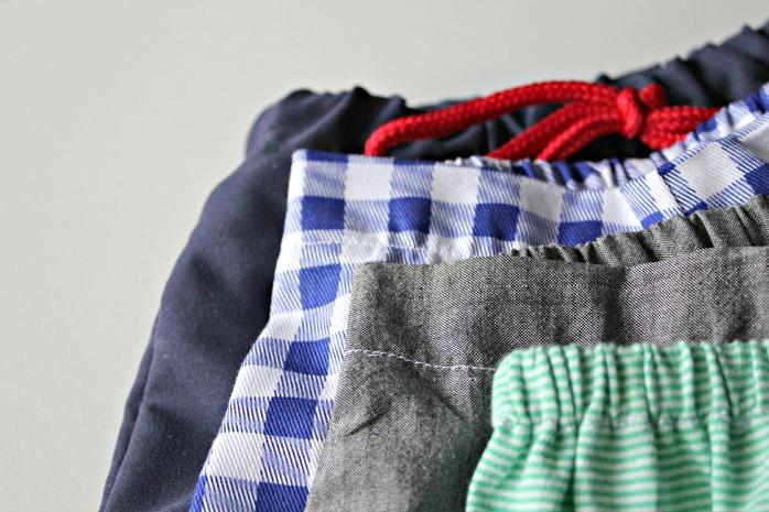 shorts waistbands