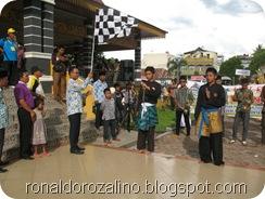 SMAN Pintar Ikut Karnaval di Kecamatan Kuantan Tengah Tahun 2012